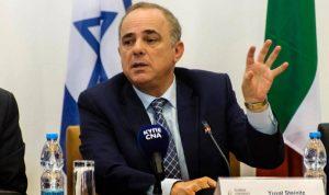 """وزير إسرائيلي: إيران قد تستهدف إسرائيل عبر """"الحزب"""""""