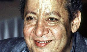 حقيقة وفاة الفنان المصري جورج سيدهم (بالصور والفيديو)