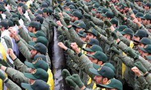 """""""الحرس الثوري"""": سنتصدى لكل من يعمل على زعزعة أمن البلاد"""