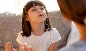 """""""التأتأة"""" عند الأطفال… العلاج المبكر هو الحل"""