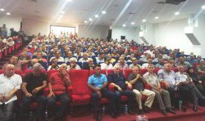 العسكريون المتقاعدون في عكار: سنُصعّد تحركاتنا!