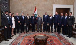"""عون: مشاركتنا بمؤتمر """"أستانة"""" لا تلغي حقنا بالبحث مع سوريا بعودة النازحين"""