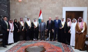 السعودية تؤكد احتضان «بلاد الأرز» والحرص على الاستقرار فيها