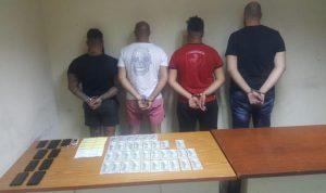 توقيف عصابة لترويج العملة المزيفة