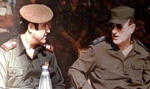 رفعت الأسد أمام المحكمة بتهمة اختلاس وغسيل الأموال