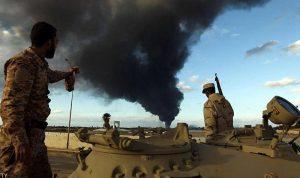 عبوة ناسفة استهدفت رتلا للتحالف الدولي ببغداد