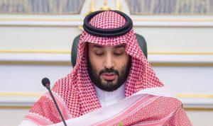 ولي العهد السعودي إلى الإمارات الاربعاء