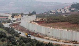 اسرائيل تكثف دورياتها على الحدود