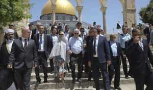 """إسرائيل """"توبخ"""" سفير تشيلي بسبب زيارة رئيسه!"""