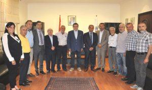 انتخاب 5 رؤساء بلديات ونائب الرئيس في صيدا