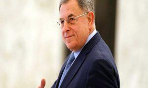السنيورة: اعتذار الحريري عن قبول التكليف سببه المعاندة
