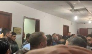 بالفيديو- إشكال كبير في مكتب القاضية غادة عون