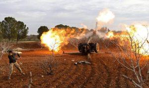 12 قتيلا مدنيا بقصف صاروخي على حلب