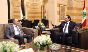 جلسة مصارحة بين الحريري وباسيل