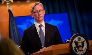 هوك: إيران تواصل رفع التوتر وترفض المبادرات الدبلوماسية
