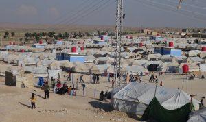 بدء مغادرة 800 امرأة وطفل سوريين من مخيم الهول للنازحين