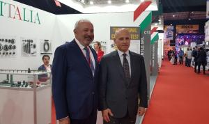 السفير الإيطالي شارك في افتتاح معرض Project Lebanon