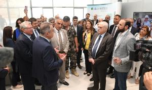 جبق: لنقلة نوعية في صناعة الدواء في لبنان