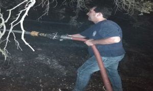اندلاع حريق في عكار العتيقة