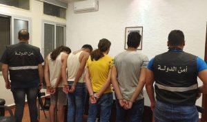 في الكورة… توقيف 4 مواطنين بحوزتهم مخدرات