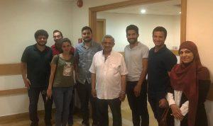 سعد لطلاب اللبنانية: تحرك الاساتذة يبشر باستعادة الجامعة لموقعها