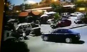 حادث هوليودي مرعب في الاوزاعي!