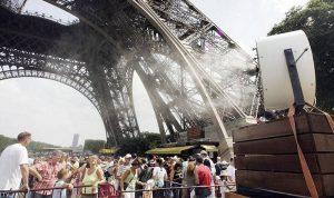 موجة حارة شديدة الخطورة في باريس