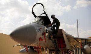الطيران الإسرائيلي يغير على غزة