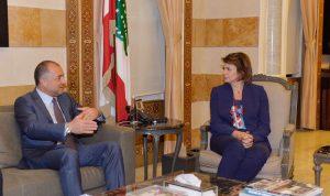 تعزيز التعاون بين الجيش والقوى الأمنية بين الحسن وبو صعب