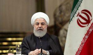 روحاني: حل أزمات المنطقة لن يأتي إلا بالحوار