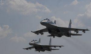 الجيش الروسي يرصد نشاط 15 طائرة استطلاع أجنبية