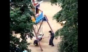 هل أعجبكم فيديو المسنَين في حديقة السيوفي؟ إليكم حقيقته!