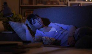 إنعكاسات النوم المُفاجئة على كامل الجسم