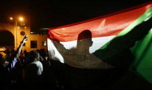 المجلس العسكري: هذا ما جرى في ميدان الاعتصام بالسودان