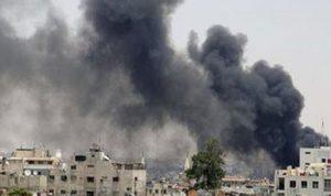 فصائل عراقية مسلحة تعرضت لقصف داخل سوريا