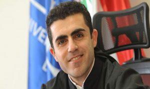 الأب طلال هاشم رئيسا لجامعة الروح القدس الكسليك