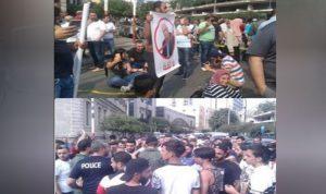 اعتصامان متضادان في طرابلس مع وضد رئيس البلدية