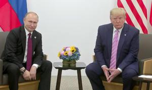 مُحادثات ثلاثية بين بوتين والملك سلمان وترامب