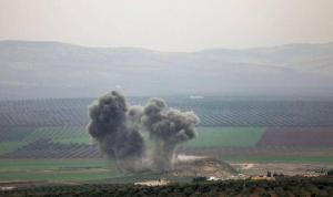 تركيا تقصف مواقع للجيش السوري قرب إدلب