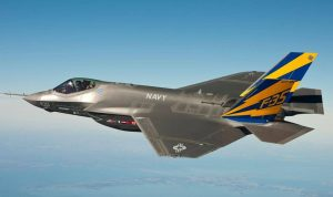 واشنطن توقف تدريب الأتراك على مقاتلات F-35