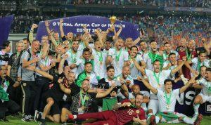 الجزائر تحلق بلقب أمم أفريقيا على حساب السنغال
