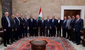 متعاقدو الشمال في اللبنانية طالبوا عون باقرار ملف التفرغ