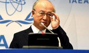 وفاة يوكيا أمانو مدير وكالة الطاقة الذرية