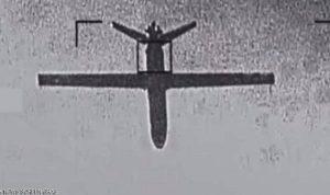 التحالف يسقط طائرة حوثية