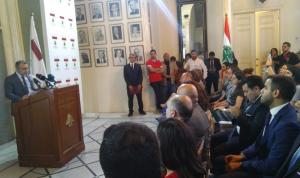 باسيل: سياستنا الخارجية يجب أن يكون عنوانها الاول مصلحة لبنان