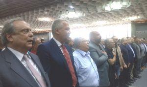 وسط اجراءات أمنية مشددة.. باسيل في طرابلس: البلد ليس محميات