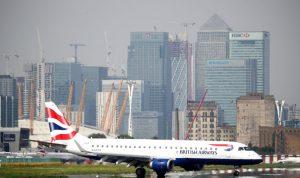 الخطوط الجوية البريطانية تتعرض لأكبر غرامة