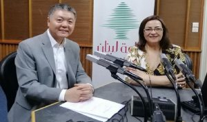 """السفير الصيني: للبنان دور خاص في مبادرة """"الحزام والطريق"""""""