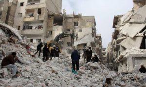 """الأمم المتحدة تحذر من """"كارثة إنسانية"""" في إدلب"""