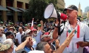 قيادة الجيش للمعتصمين: للتقيد بالنظام العام